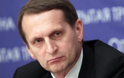 Спикер Госдумы в связи с расширением санкций США вспомнил басню о слоне и моське