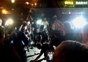 Во время разгона митинга на Майдане пострадали три журналиста