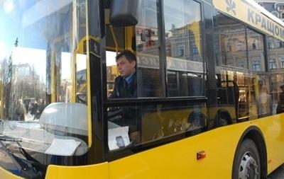 Частные перевозчики объявят забастовку, если власти Киева не повысят тарифы на проезд