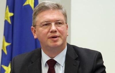 Фюле посетит Киев на следующей неделе, чтобы обсудить соглашение об ассоциации с ЕС