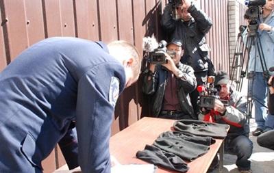 В Днепропетровске Правый сектор не спешит сдавать оружие