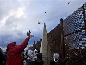 США отгородились от Мексики забором