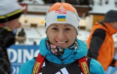 Биатлон: Вита Семеренко отметилась лучшим прогрессом в гонке преследования