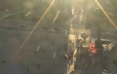 В Донецке завершился митинг в поддержку Януковича