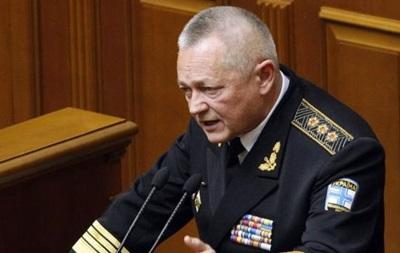 Решение о выводе воинских частей из Крыма примут в ближайшее время - Тенюх