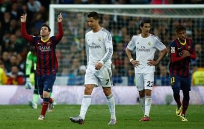 Одно удаление, три пенальти и семь голов: Барселона одолела Реал на выезде