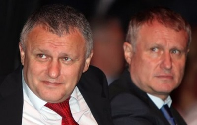 Игорь Суркис: Только через мой труп брат станет президентом ФФУ