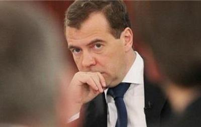 Все органы власти Крыма переформатируют в кратчайшие сроки – Медведев