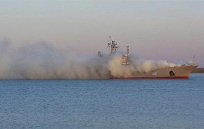 Вооруженные люди взяли штурмом корабль Константин Ольшанский
