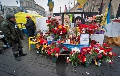 В центре Киева появится часовня памяти героев Небесной сотни