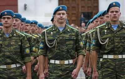 Более 5 тысяч ветеранов-десантников готовы вернуться на службу – Минобороны