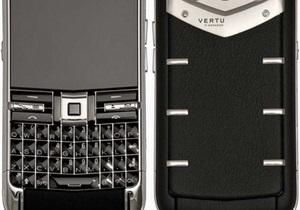 Бренд Vertu представил свой первый смартфон