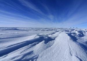 Новости науки - Антарктика - глобальное потепление: Ледники Антарктики тают все быстрее, но это не связано с глобальным потеплением - ученые