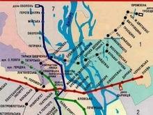 Строительство метро на Троещину откладывается