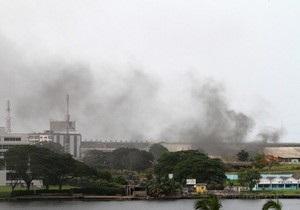 В Кот-д Ивуаре захвачена резиденция Лорана Гбагбо