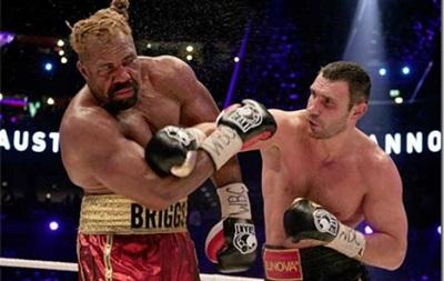 Бриггс: Я не гей, но где бы ни ложился спать Кличко – я буду с ним