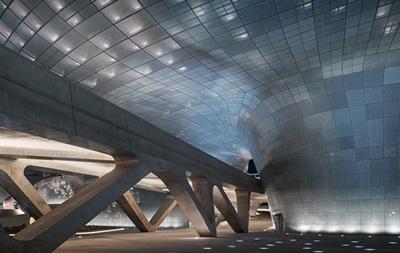 В Южной Корее построили уникальный культурный центр
