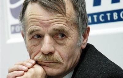 Джемилеву  слили  данные ФСБ об истинных итогах референдума