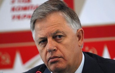 КПУ выдвинула кандидатуру Симоненко на пост президента