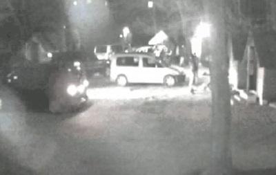 Опубликовано видео попытки задержания Сашка Билого