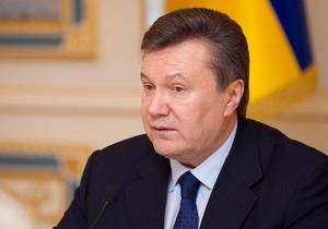 Янукович подписал закон о направлении миротворцев в Кот-д Ивуар