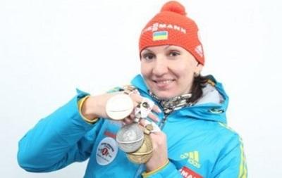 Кабмин назначил биатлонистку Пидгрушную замминистра молодежи и спорта Украины