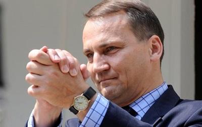 Украину посетит глава МИД Польши