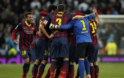 Матч Барселона - Сельта