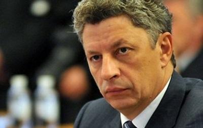 Экс-вице-премьер Юрий Бойко идет в президенты
