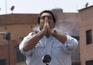 Мадуро рассказал, что Чавес продолжает являться ему в образе птички