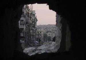Сирия - Генсек ООН грозит серьезными последствиями за применение химоружия в Сирии