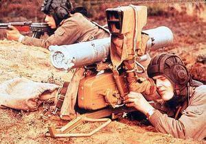 В Ровенской области военные пытались уничтожить противотанковые ракетные комплексы