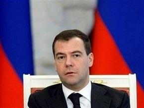 Конгресс украинской интеллигенции попытался переубедить Медведева