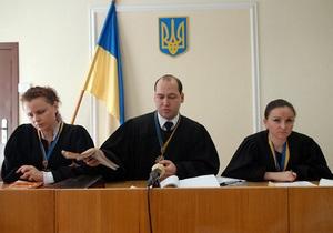 Луценко заявил, что судья Вовк мстит ему