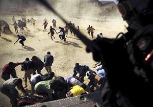США отправляют на Гаити тысячи солдат