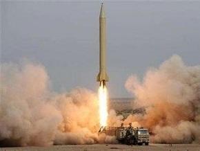 В Иране успешно испытали новую ракету дальнего радиуса действия