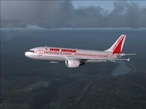 Экипаж пассажирского самолета Air India устроил драку во время полета
