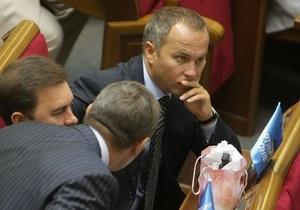 Шуфрич заявил, что Луценко видели в гей-клубе