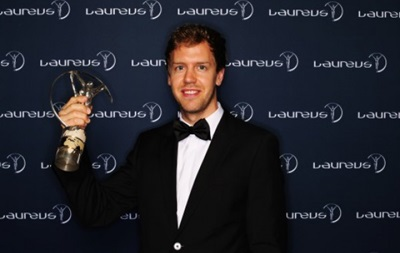 Мюнхенская Бавария и Себастьян Феттель получили спортивный Оскар