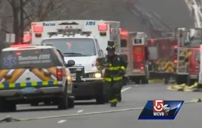 В Бостоне во время тушения пожара погибли двое спасателей