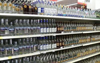 Минимальная цена бутылки водки в Украине составит 40 грн - ассоциация Укрводка