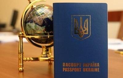 Украина прекратила выдачу загранпаспортов в Крыму