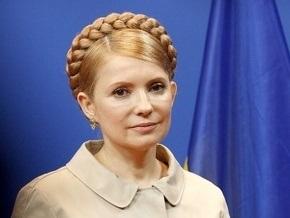 Тимошенко уединилась с королем Швеции