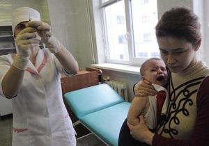 В киевской больнице зарегистрировали вспышку инфекционного заболевания среди детей