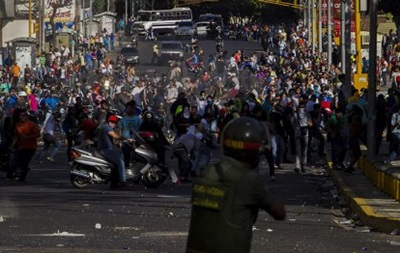 В Венесуэле в результате беспорядков погибли 37 человек