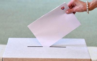 В Словакии начался второй тур президентских выборов