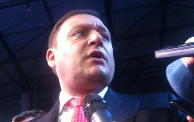 ПР поддержала кандидатуру Добкина на выборы в президенты Украины