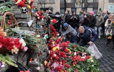 В воскресенье на Майдане состоится траурное Вече