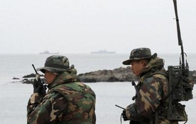 КНДР и Южная Корея обменялись артиллерийскими залпами