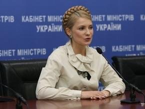 Тимошенко рассказала, что будет, если НБУ не стабилизирует курс на уровне 6-6,5 грн/доллар